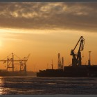Hamburger Hafen Foto 4