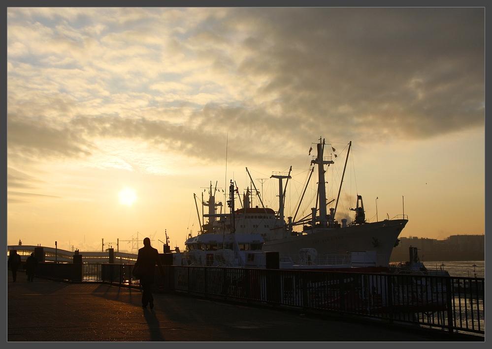 Hamburger Hafen Foto 7