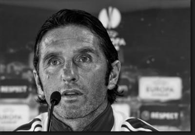 HSV Europa League Bruno Labbadia Foto