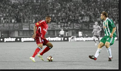 HSV Europa League Jerome Boateng Foto