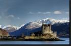 Schottland Foto Eilean Donan Castle