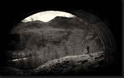 Schottland Fotos Glenfinnan Viadukt
